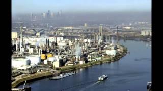 Houston air quality improving