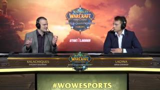 World of Warcraft RU Live Stream