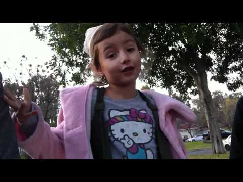 Stella Singing Lady Gaga- Bad Romance