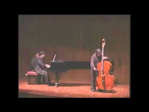 Vaslav Pichl Doublebass Concerto Mov 1.flv