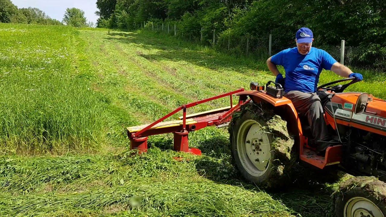 роторный косилка для трактора 25