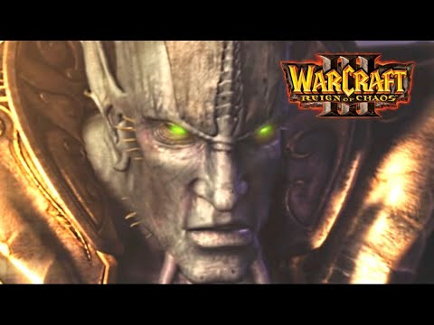 Убить Архимонда Warcraft 3 Reforged  Speed Run 8:14 Hard