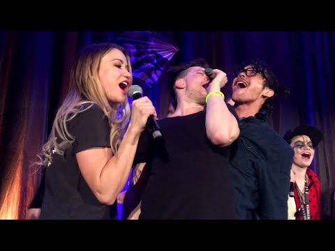 Shake It Off  The 100 Cast at Dystopia 2 Karaoke Party