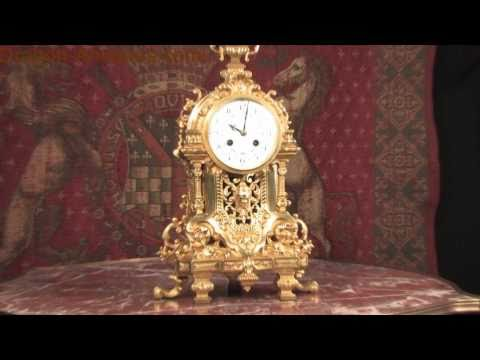 dating french clock movements
