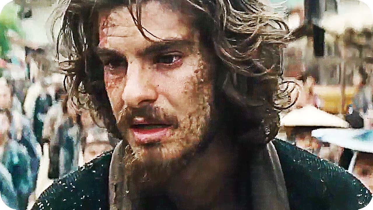 SILENCE Trailer (2016) Martin Scorsese Movie - YouTube Andrew Garfield Christian