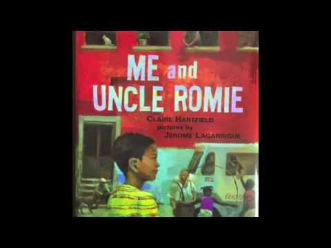 Me and Uncle Romie Book Trailer by Claire Hartfield