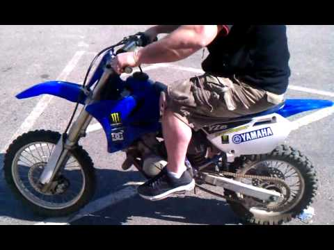 2003 Yamaha YZ85 DIRTBIKE - YouTube
