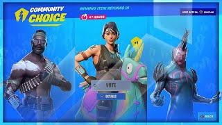 "🔴 FOR WHICH SKIN YOU VOTED ❗️ | Balkan Fortnite | SAC-""Jaks"""