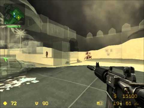 Counter Strike - Hack Gameplay