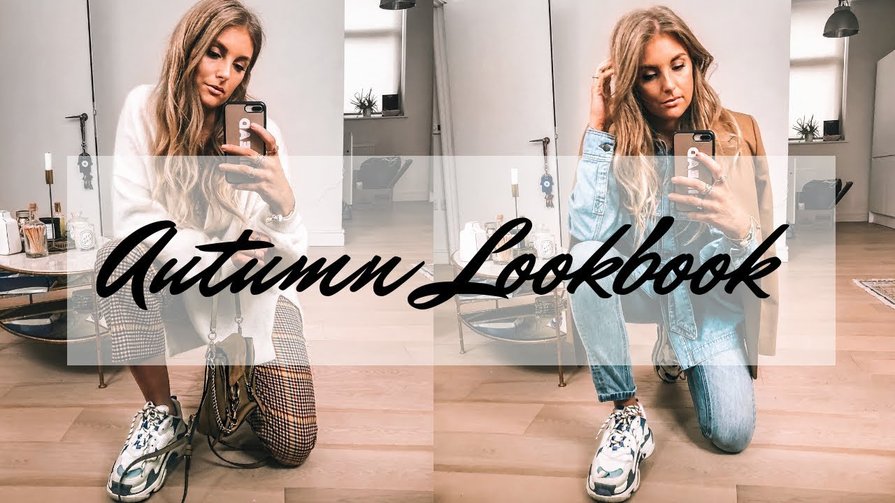 [VIDEO] - AUTUMN LOOKBOOK | 5 Autumn Outfit Ideas | Sinead Crowe 5
