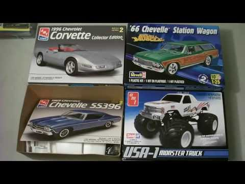 SMS Inventory: Partial/Open Model Kits 9/17/14