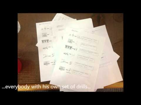 Video : Εθνική Ομάδα Ανδρών / Training Camp Day 6