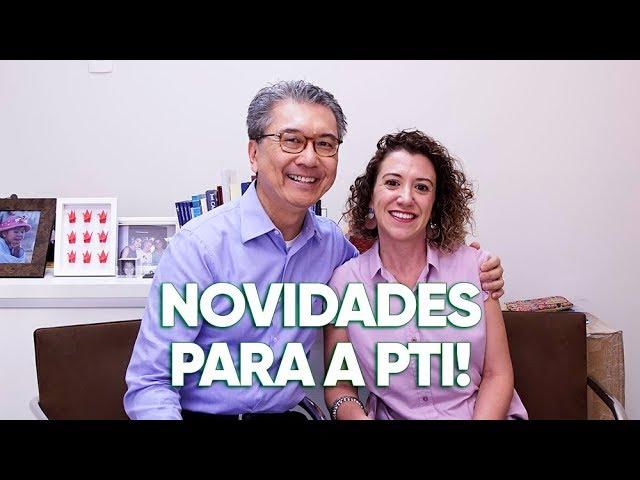 Novidades para a PTI com Dr. Celso Massumoto