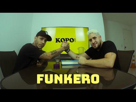 """FUNKERO: """"O BREGA FUNK É O TRAP BRASUCA"""" - KOPO Entrevista #4"""