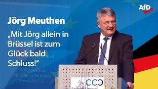 ❝Wir sind die Alternative für Europa!❞ | Jörg Meuthen