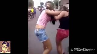 PELEAS DE MUJERES CALLEJERAS 2017!! (PELEAS INCREÍBLES) STREET WOMEN'S FIGHT