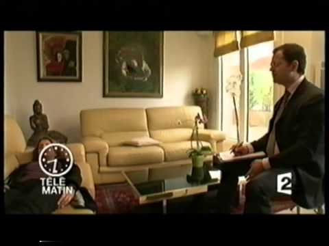 arnaud franc telematin 17 avril 2010 l 39 hypnose anti stress youtube. Black Bedroom Furniture Sets. Home Design Ideas