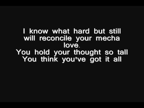 Hadouken! - Mechalove with On screen lyrics