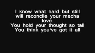 Hadouken Mechalove With On Screen Lyrics