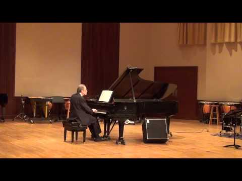 After the Impact by David Z  Durant performed by Jerry Alan Bush, piano