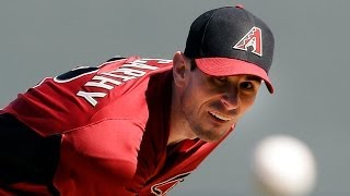 New York Yankees acquire Brandon McCarthy from Arizona Diamondbacks