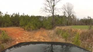 Subaru Forester , Road closed