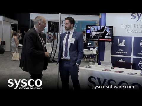 Sysco Software Solutions - NICS Live Belfast, Waterfront Hall