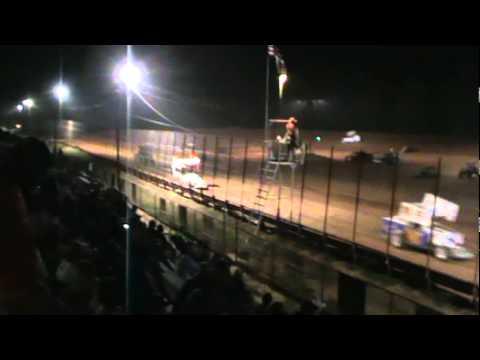 Heat 3, Champion Park Speedway, Minden La, 9-11-11