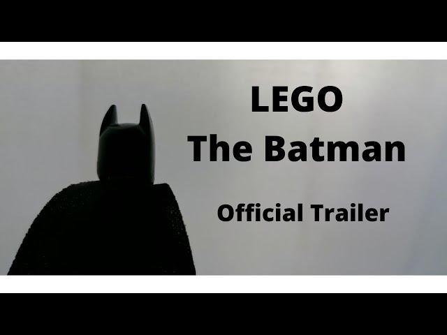 LEGO The Batman - Official Trailer