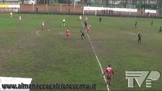 Eccellenza Girone B Terranuova Traiana-Porta Romana 3-2