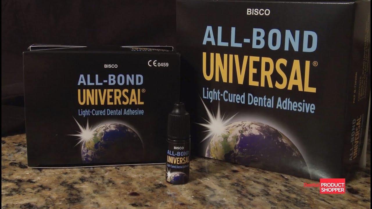 All-Bond Universal® | Bisco Dental