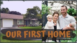 HOUSE TOUR of a Mennonite Family of 4 | Small Space Survival Tips
