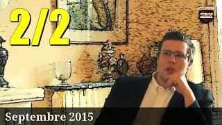 Grand Entretien de septembre 2015 avec Pierre-Yves Rougeyron 2/2