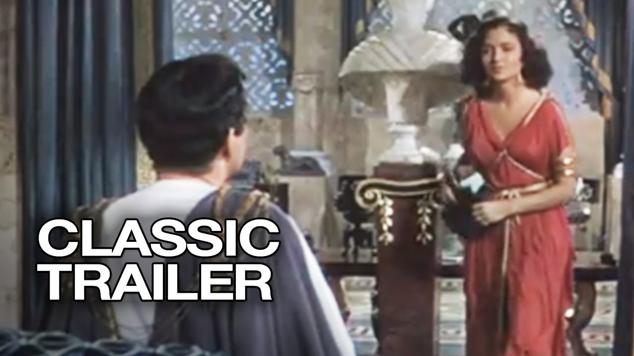 Download Quo Vadis Official Trailer #1 - Robert Taylor Movie (1951) HD