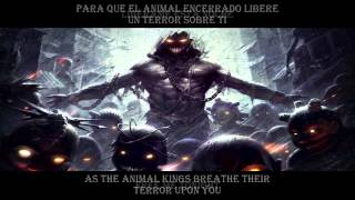 Disturbed Hell lyrics y subtitulos en español