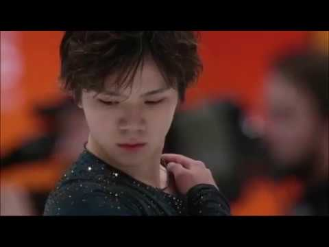 宇野昌磨 四大陸 2019 FS Shoma UNO 月光 Moonlight sonata