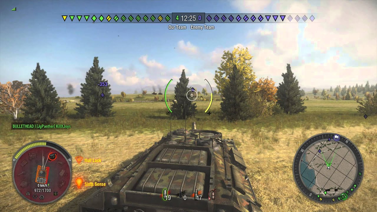 World Of Tanks Xbox 360 Version T95 Lead Magnent YouTube