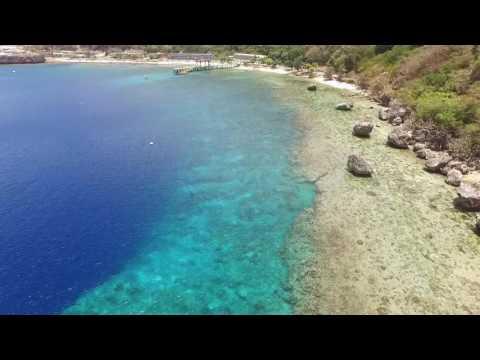 Snorkelling on Christmas Island