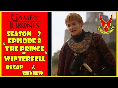 Game Of Thrones Season 2 Episode 8