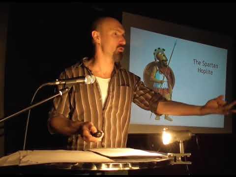 Ken Mackriell 'The Spartan Mirage'