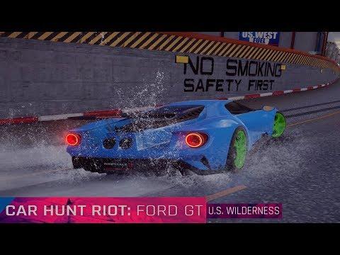 Asphalt 9   Car Hunt Riot: Ford GT   1.43.629 U.S. Wilderness