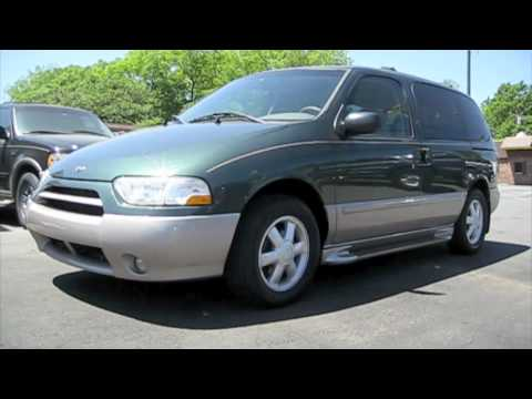 2002 Nissan Quest Start Up, Engine, Short Drive, and In Depth Tour