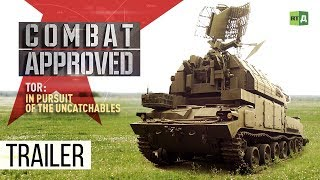 Tor: In Pursuit of the Uncatchables. Russia's mobile anti-missile vehicles (Trailer) Premiere 27/08