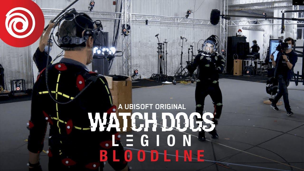 Watch Dogs: Legion – Bloodline   Behind the scenes    Ubisoft