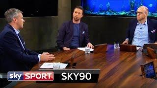 Das erwartet Hamann von Lewandowski in Liverpool | Sky90