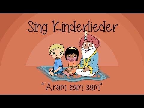 Aramsamsam - Kinderlieder zum Mitsingen | Sing Kinderlieder