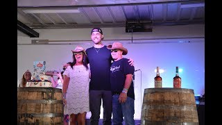 (NEW) CCMF2018 Galletto Wedding with country music star (Brett Young)