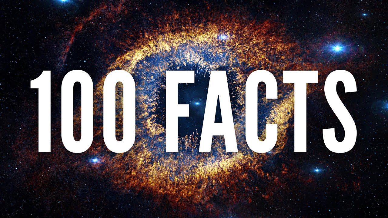 100 Incredible Facts! Random Interesting Facts(RIF)