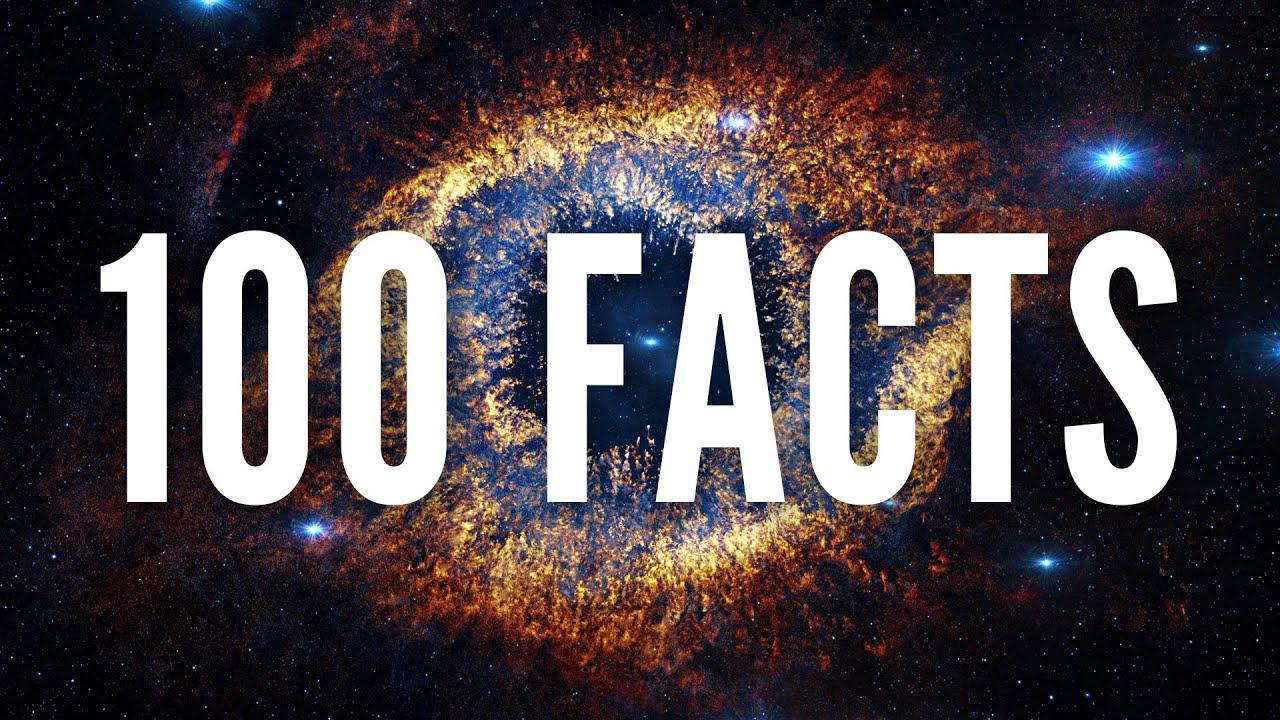 100 Incredible Facts! Random Interesting Facts(RIF)