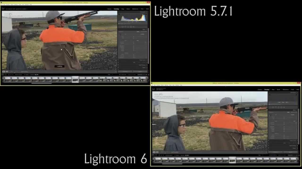 Lightroom 6 vs  Lightroom 5 7 1 Import Performance Test